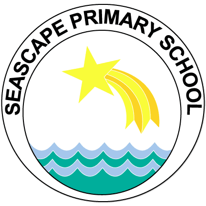 Seascape Primary School Logo