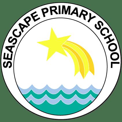 Seascape Primary School Logo